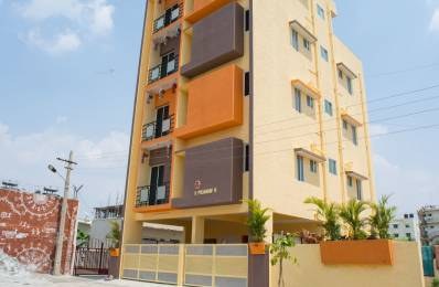 1100 sqft, 1 bhk BuilderFloor in Builder Project Hulimavu, Bangalore at Rs. 17200