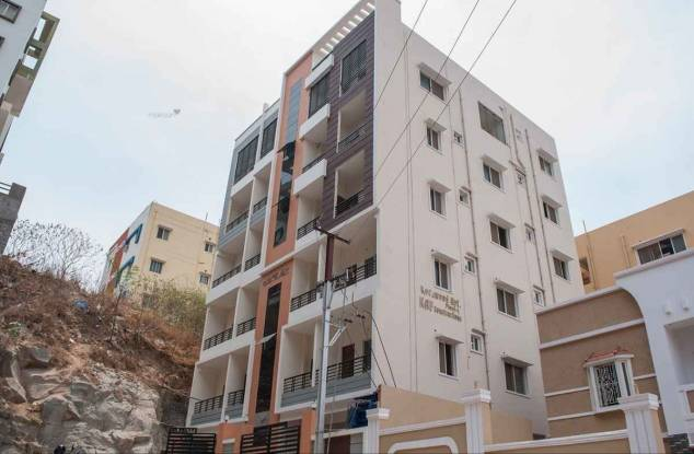 2100 sqft, 3 bhk Apartment in Builder Project Attapur, Hyderabad at Rs. 17400