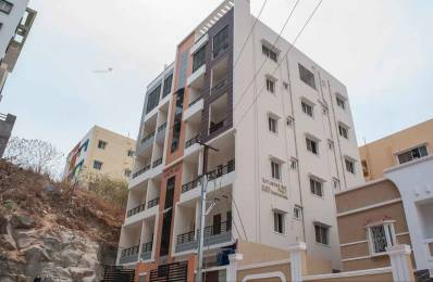 2100 sqft, 2 bhk Apartment in Builder Project Attapur, Hyderabad at Rs. 17400