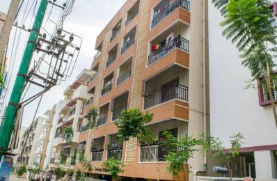 1100 sqft, 2 bhk Apartment in Builder Project Electronic City Phase 1, Bangalore at Rs. 18000