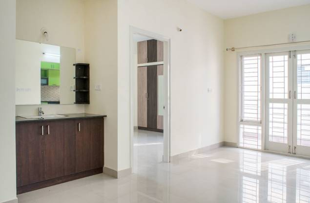 1690 sqft, 3 bhk Apartment in Builder Project Thanisandra, Bangalore at Rs. 25300