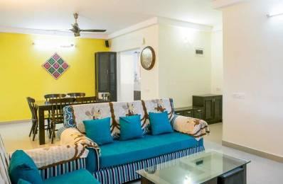 1200 sqft, 2 bhk Apartment in Builder Project Mahadevapura, Bangalore at Rs. 40000