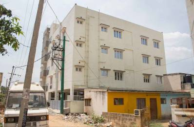 800 sqft, 1 bhk Apartment in Builder Project Hennur, Bangalore at Rs. 14000