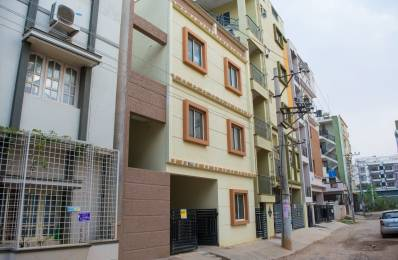 1000 sqft, 2 bhk BuilderFloor in Builder Project JP Nagar, Bangalore at Rs. 15600