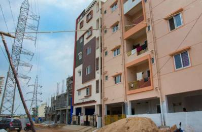 500 sqft, 1 bhk Apartment in Builder Project Munnekollal, Bangalore at Rs. 13500