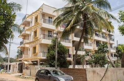 1200 sqft, 2 bhk Apartment in Builder Project Arekere, Bangalore at Rs. 18000