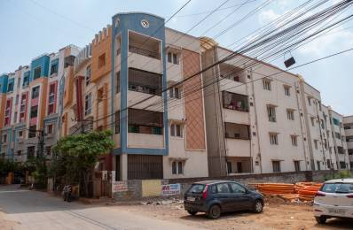 1550 sqft, 3 bhk Apartment in Builder Project Nizampet, Hyderabad at Rs. 16500