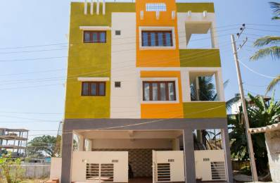 1000 sqft, 1 bhk Apartment in Builder Project Kothanur, Bangalore at Rs. 12500