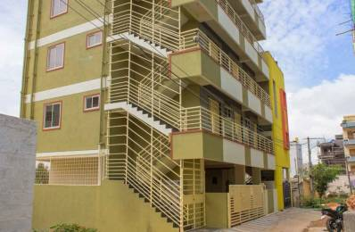 600 sqft, 1 bhk Apartment in Builder Project Begur, Bangalore at Rs. 9000