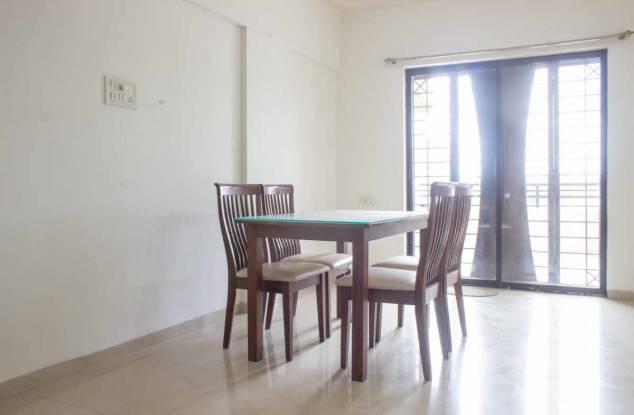 1300 sqft, 2 bhk Apartment in Builder Project Pimple Saudagar, Pune at Rs. 26000