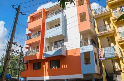 1000 sqft, 2 bhk Apartment in Builder Project Marathahalli, Bangalore at Rs. 22000