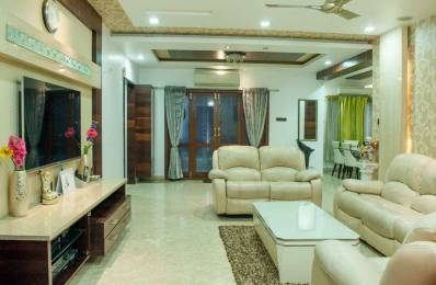 2000 sqft, 3 bhk Apartment in Builder Project Yousufguda, Hyderabad at Rs. 70200