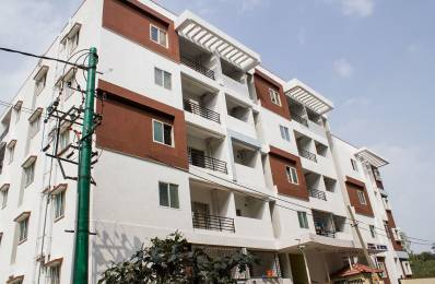 1200 sqft, 2 bhk Apartment in Builder Project White Field, Bangalore at Rs. 27400