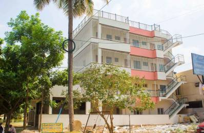 600 sqft, 1 bhk Apartment in Builder Project Hulimavu, Bangalore at Rs. 15000