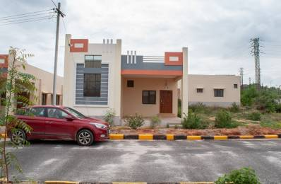 1400 sqft, 3 bhk IndependentHouse in Builder Project Shamshabad, Hyderabad at Rs. 15000
