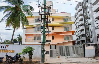 1100 sqft, 2 bhk Apartment in Builder Project Nandini Layout, Bangalore at Rs. 24000