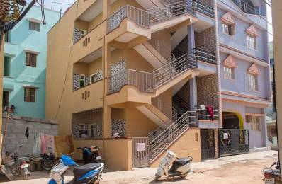 1100 sqft, 2 bhk BuilderFloor in Builder Project Channasandra, Bangalore at Rs. 9500