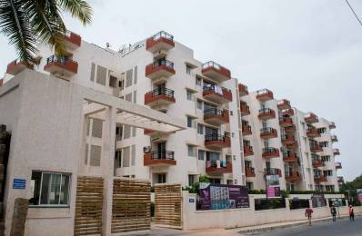 1300 sqft, 3 bhk Apartment in Builder Project Electronic City Phase 1, Bangalore at Rs. 28000