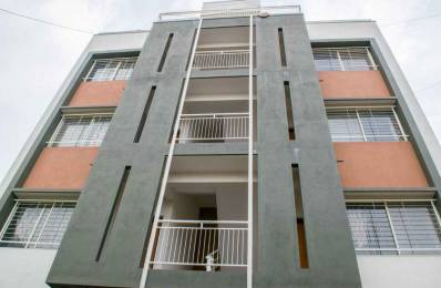 600 sqft, 1 bhk Apartment in Builder Project Hulimavu, Bangalore at Rs. 17000