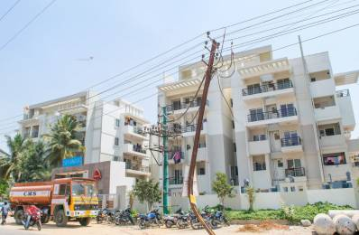 1000 sqft, 2 bhk Apartment in Builder Project Kadugodi, Bangalore at Rs. 19500