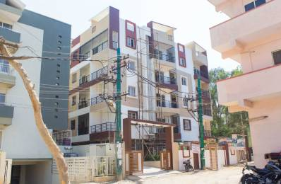 1200 sqft, 2 bhk Apartment in Builder Project GREEN GLENN LAYOUT, Bangalore at Rs. 21000