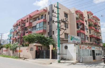 700 sqft, 2 bhk Apartment in Builder Project Kudlu Road, Bangalore at Rs. 21000