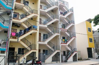800 sqft, 1 bhk IndependentHouse in Builder Project DK Naik Nagar, Bangalore at Rs. 12000