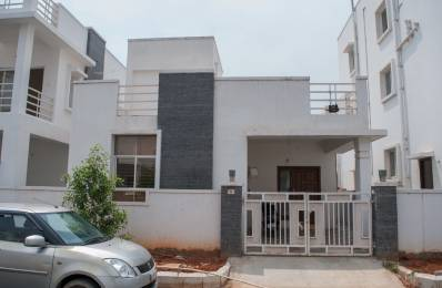 1400 sqft, 2 bhk Villa in Builder Project Kismatpur, Hyderabad at Rs. 12000