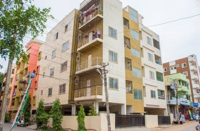1650 sqft, 3 bhk Apartment in Builder Project MLA Layout Main Road, Bangalore at Rs. 19000