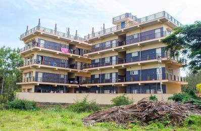 500 sqft, 1 bhk Apartment in Builder Project Bharti Nagar, Bangalore at Rs. 10000