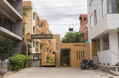1300 sqft, 3 bhk Apartment in Builder Project Hebbal Bangalore, Bangalore at Rs. 29000