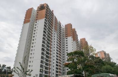 1400 sqft, 3 bhk Apartment in Builder Project Kogilu Road Near Yelahanka, Bangalore at Rs. 33000