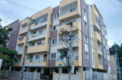 1400 sqft, 3 bhk Apartment in Builder Project BHEL Layout, Bangalore at Rs. 22000