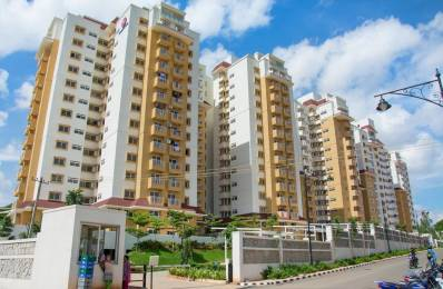 1400 sqft, 3 bhk Apartment in Builder Project Sangam Enclave, Bangalore at Rs. 25000