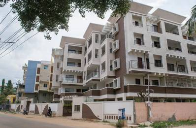 1100 sqft, 2 bhk Apartment in Builder Project Kothanur, Bangalore at Rs. 18500
