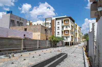 1500 sqft, 3 bhk Apartment in Builder Project Shree Ananth Nagar Layout, Bangalore at Rs. 18000
