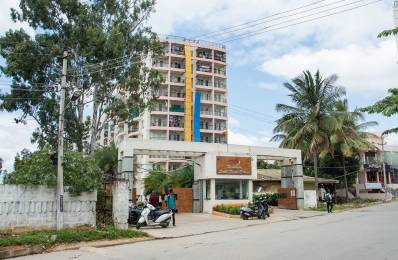 1650 sqft, 2 bhk Apartment in Builder Project Muthurayya Swamy Layout, Bangalore at Rs. 24150