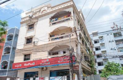 1200 sqft, 2 bhk Apartment in Builder Project Kukatpally, Hyderabad at Rs. 22000