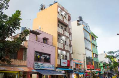 500 sqft, 1 bhk Apartment in Builder Project Jayanagar 4th T Block East, Bangalore at Rs. 12000