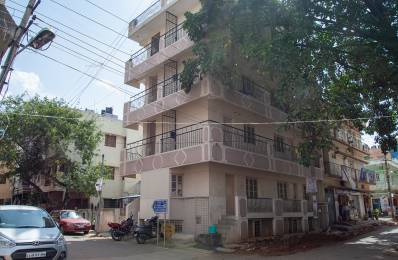 350 sqft, 1 bhk Apartment in Builder Project Maruthi HBCS Layout, Bangalore at Rs. 12500