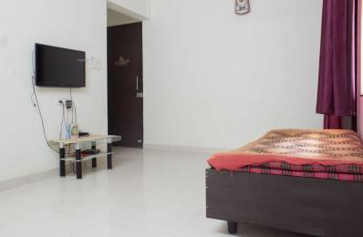 1100 sqft, 2 bhk Apartment in Builder Project Green Groves, Pune at Rs. 15000