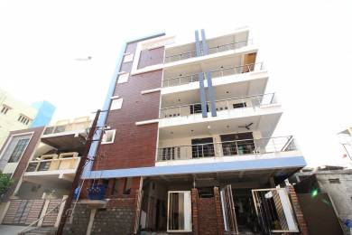 1300 sqft, 2 bhk Apartment in Builder Project West End Colony, Hyderabad at Rs. 14500