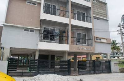 1000 sqft, 2 bhk IndependentHouse in Builder Project Vakil Marina Layout, Bangalore at Rs. 15000