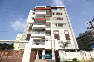 1400 sqft, 3 bhk Apartment in Builder Project Madhava Nagar Colony, Hyderabad at Rs. 22250