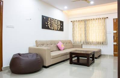 1600 sqft, 3 bhk Apartment in Builder Project Shivanahalli Village Road, Bangalore at Rs. 35000