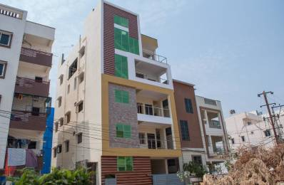 1000 sqft, 2 bhk Apartment in Builder Project Shaikpet, Hyderabad at Rs. 13000