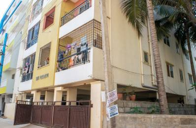 1010 sqft, 2 bhk Apartment in Builder Project Sri Ananth Nagar, Bangalore at Rs. 16000