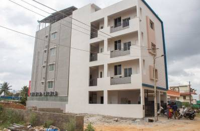 800 sqft, 2 bhk Apartment in Builder Project Rachenahalli Main Road, Bangalore at Rs. 15250