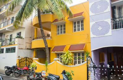 1300 sqft, 3 bhk IndependentHouse in Builder Project Kanak nagar, Bangalore at Rs. 28000