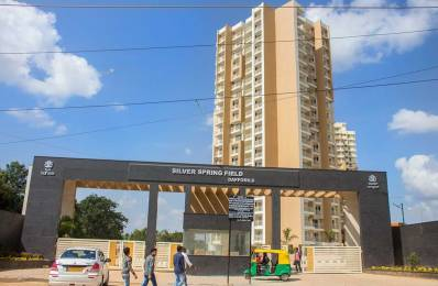 1200 sqft, 2 bhk Apartment in Builder Project Hasergatta Main Road Bagalakunte, Bangalore at Rs. 23000
